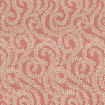 Charger l'image dans la galerie, McAlister Textiles Little Leaf Blush Pink Curtains Tailored Curtains