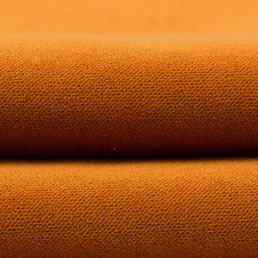 McAlister Textiles Matt Burnt Orange Velvet Roman Blind Roman Blinds