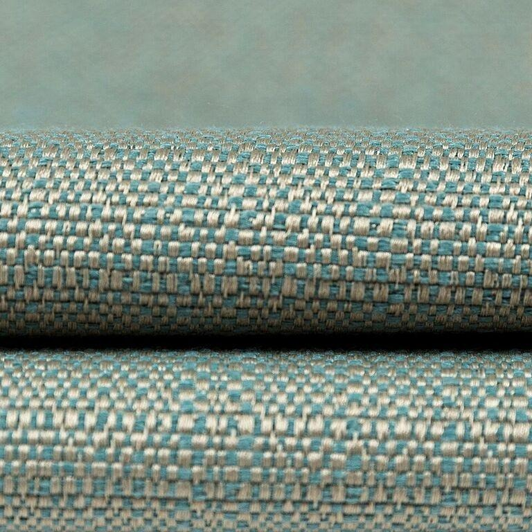 McAlister Textiles Savannah Duck Egg Blue Roman Blind Roman Blinds