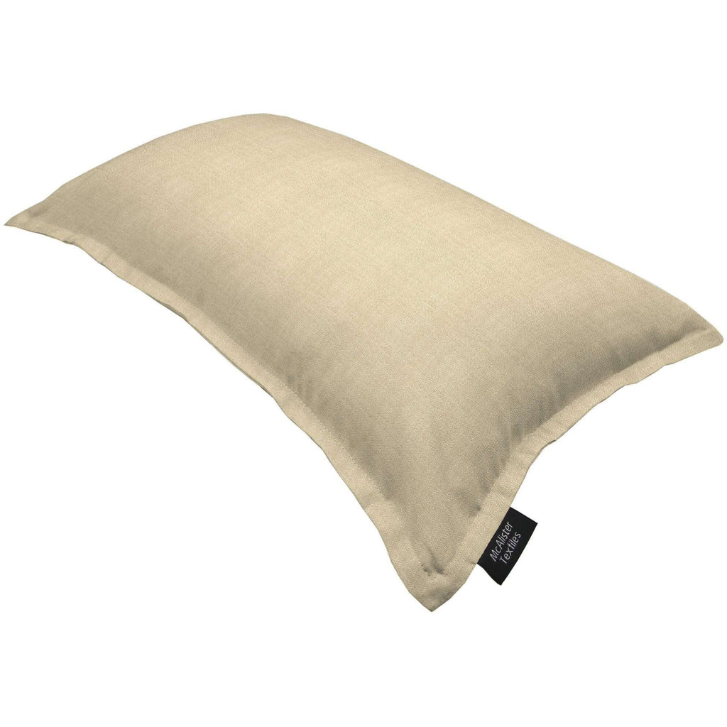 McAlister Textiles Savannah Beige Grey Pillow Pillow