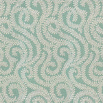 Load image into Gallery viewer, McAlister Textiles Little Leaf Duck Egg Blue Curtains Tailored Curtains