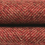 Load image into Gallery viewer, McAlister Textiles Herringbone Red Curtains Tailored Curtains