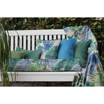Load image into Gallery viewer, McAlister Textiles Palm Leaf Velvet Print Pillow Pillow