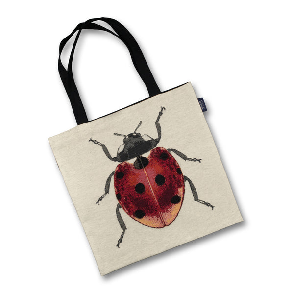 McAlister Textiles Ladybird Tapestry Tote Bag Tote Bag