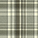 Load image into Gallery viewer, McAlister Textiles Heritage Charcoal Grey Tartan Roman Blind Roman Blinds