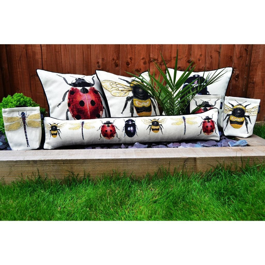 McAlister Textiles Bug's Life Fabric Draught Excluder Draught Excluders
