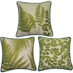 Load image into Gallery viewer, McAlister Textiles Tapestry Floral Cushion Sets Cushions and Covers Set of 3 Cushion Covers