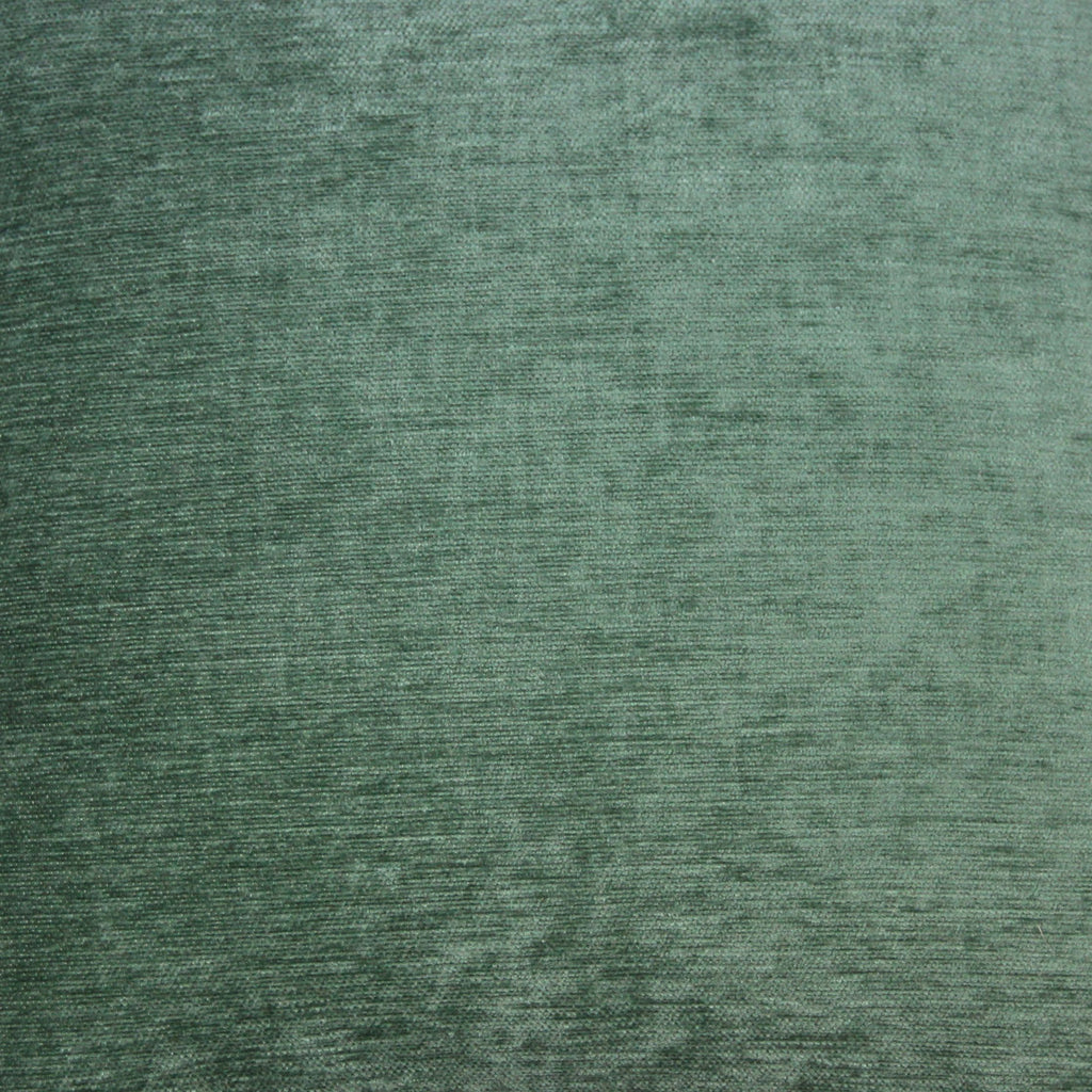 McAlister Textiles Alston Chenille Duck Egg Blue + Green Throws & Runners Throws and Runners Bed Runner (50cm x 240cm)