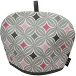 Load image into Gallery viewer, McAlister Textiles Laila Pink Cotton Print Tea Cosy Kitchen Accessories