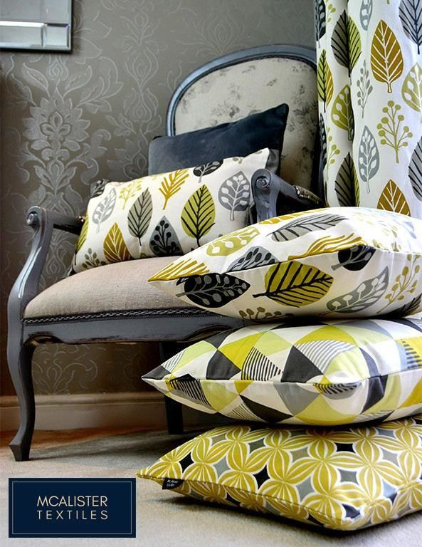 Introducing The Copenhagen Collection From Mcalister Textiles.