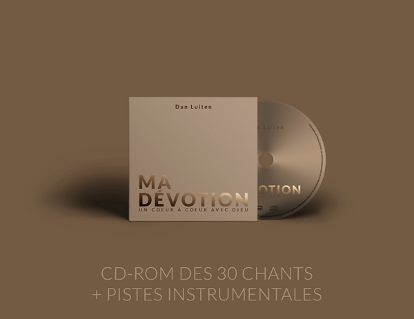 """Ma Dévotion"", Album CD"