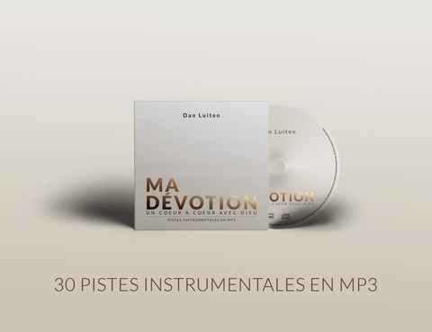 """Ma Dévotion"" Album Instrumental Digital"