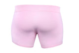 2017 Rose Pink Cotton Jersey Boxer Trunks