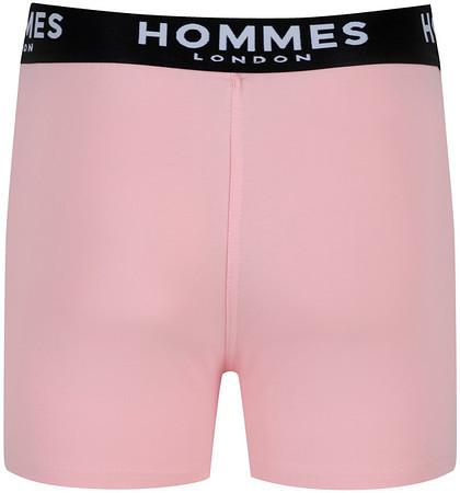 HOMMES By Undercrackers Button Fly Coral