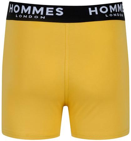 HOMMES By Undercrackers Button Fly Yellow