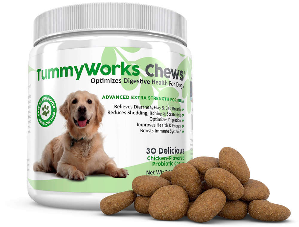 TummyWorks Chews 30ct Sample Size: Order Limit - 1 per customer
