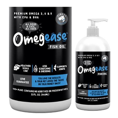 Omegease Fish Oil