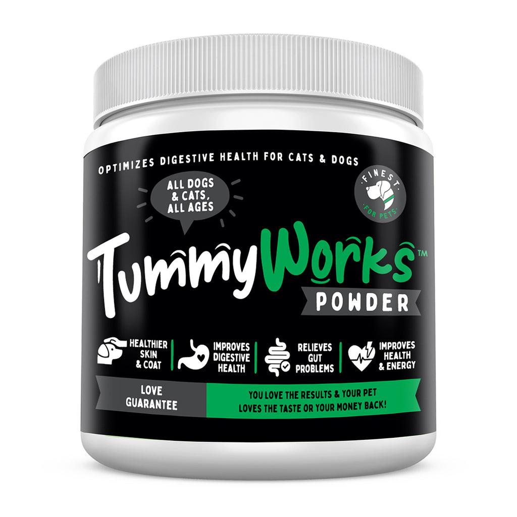 TummyWorks Powder 160 scoops