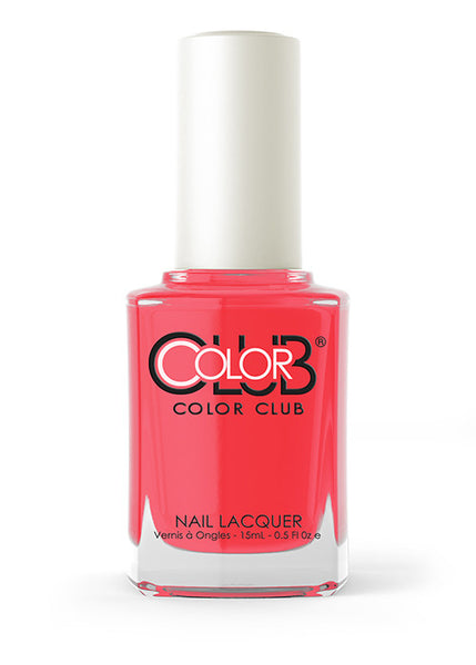 Watermelon Candy Pink 15ml - Color Club