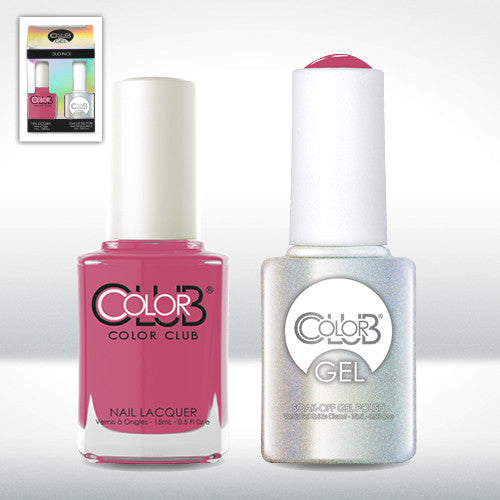 All Over Pink Gel Duo Pack - Color Club