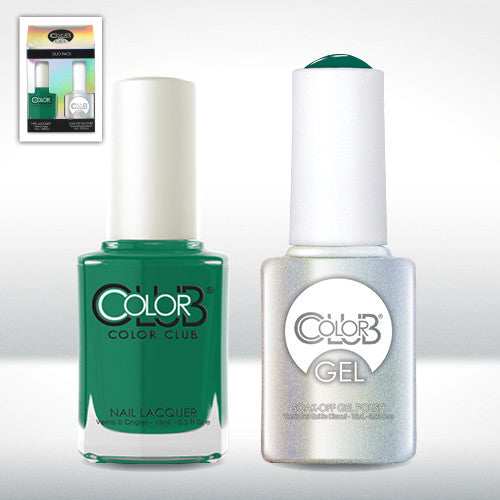 Wild Cactus Gel Duo Pack - Color Club