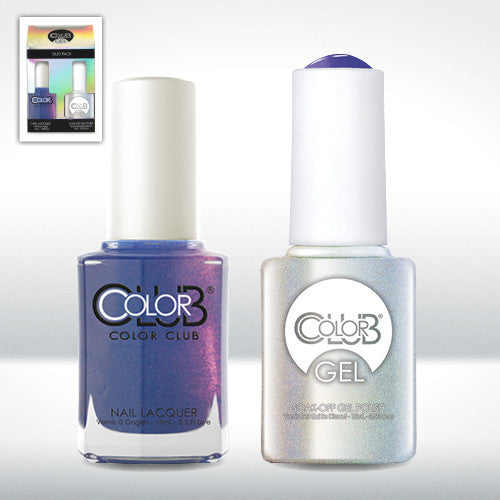 Bell Bottom Babe Gel Duo Pack - Color Club