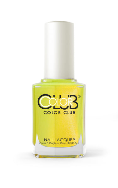 Not-So-Mellow Yellow 15ml - Color Club