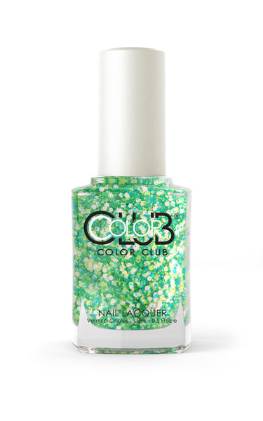 Go-Go Green 15ml - Color Club