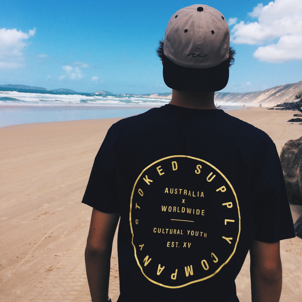 Aussie x Worldwide Tee