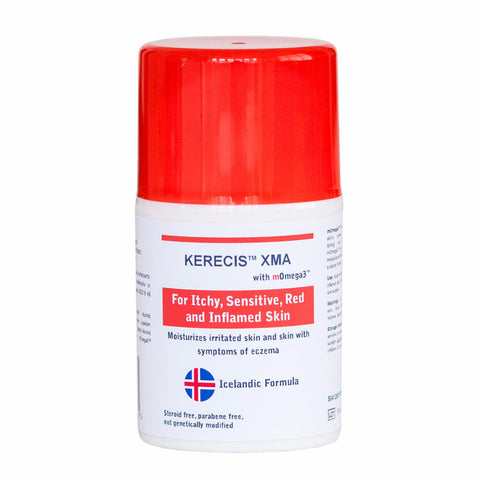 XMA - For red and inflamed skin with symptoms of eczema