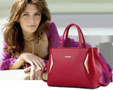 MB0027 Genuine Leather Women Handbag