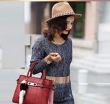MB003 Simple European and American fashion female handbags