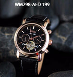 JARAGAR Fashion Watches WM298 Auto Mechanical Watch Wristwatch For Men