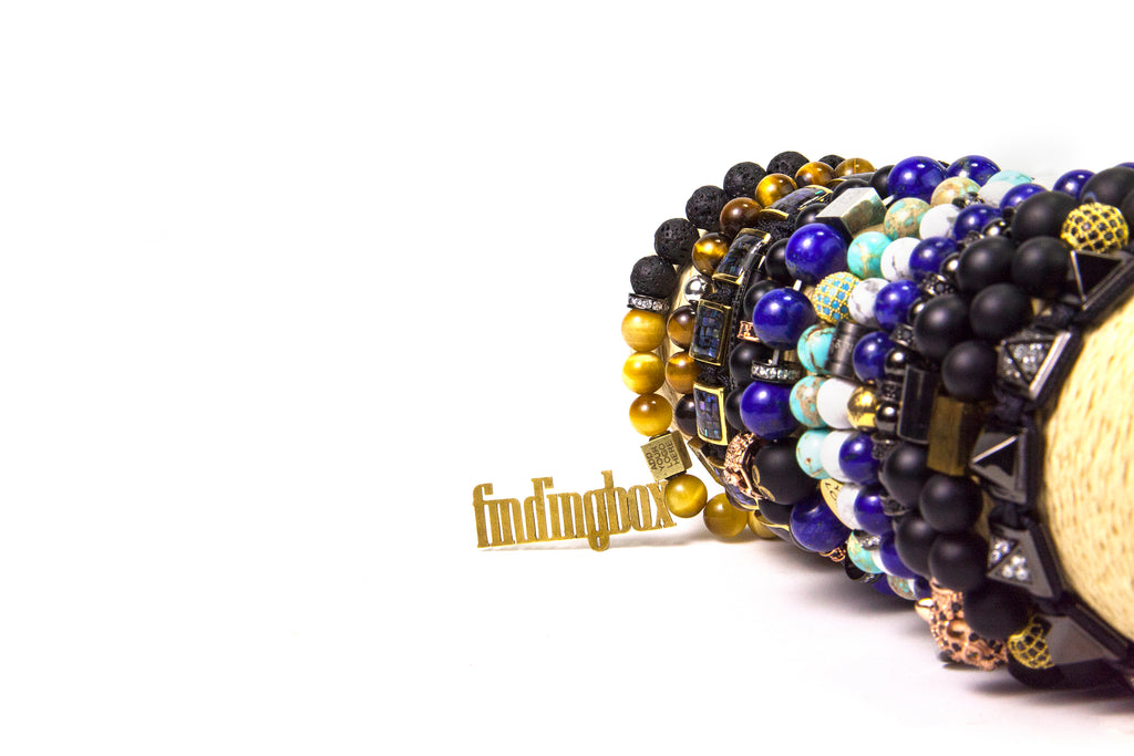 Integrated Branding Solution for Beaded Jewelry