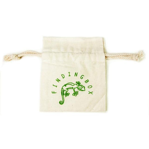 100 PCS Silkscreen Cotton Canvas, Drawstrings On the Neck