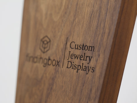 Laser Engraved, Solid Wood, Free Shipping