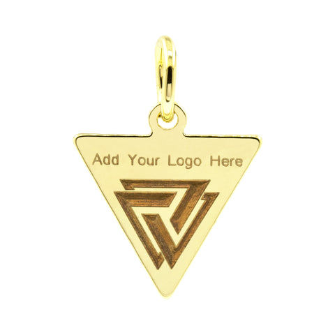 Inverted Triangular Tags