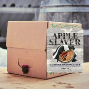 Apple Slayer Cider 5.7% abv, 10ltr or 20ltr Bag In Box