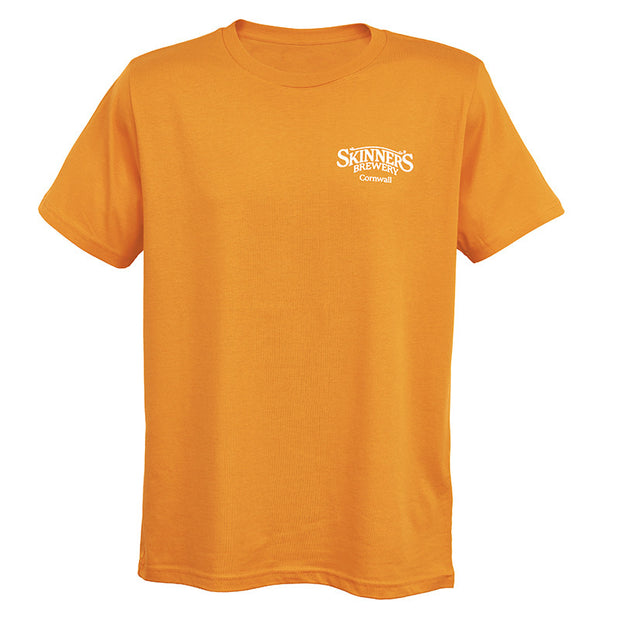 Lushingtons Short Sleeve T-shirt - Last Chance To Buy! (ONLY £4.95 FOR FIRST T SHIRT WHEN PURCHASED WITH ANY BEER!)