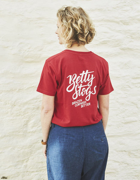 Betty Stogs Short Sleeve T-shirt