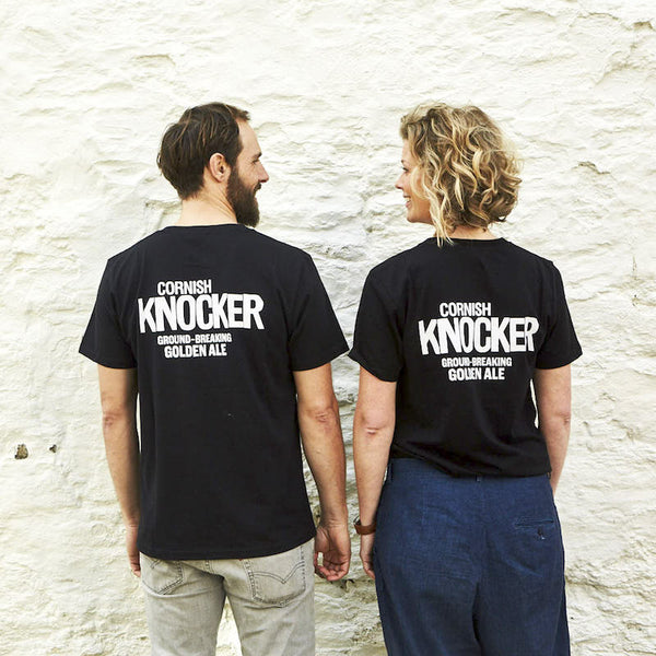 Cornish Knocker Short Sleeve T shirt