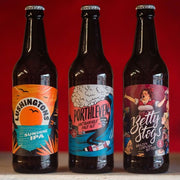 Mixed Case of 12 x 500ml Skinner's Cornish Ales