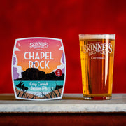 CHAPEL ROCK 4.0%, 18 PINTS POLY PIN