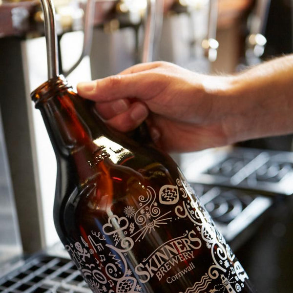 Skinner's Beer Growler