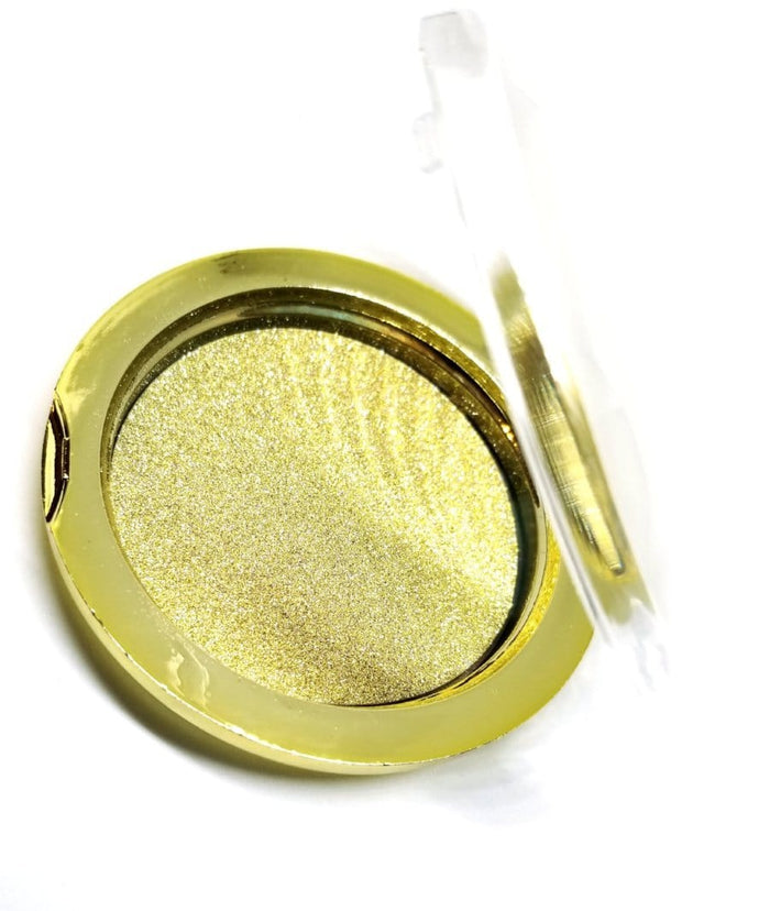 Crystal Eyelash case w/ gold base [product_name]- Ziva Lash