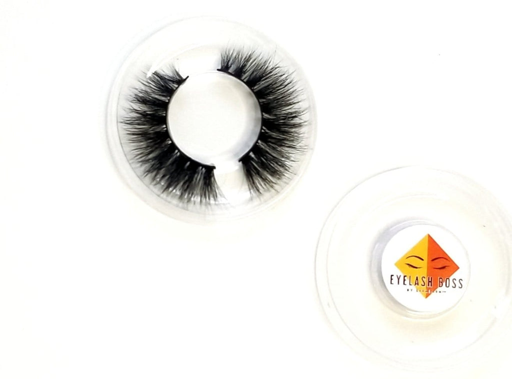 Velvet 3D Mink Lashes - ZivaLash Silk, Mink &Fashion Lashes