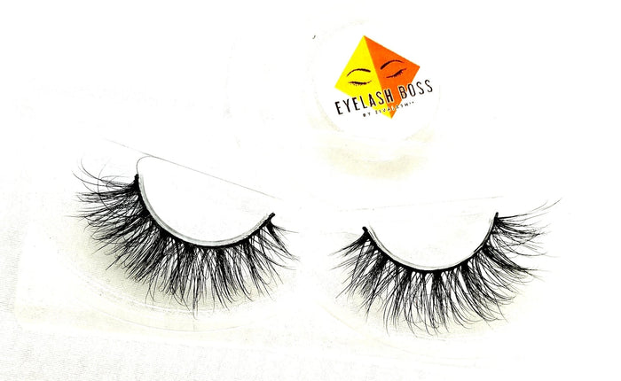 Envie Flawless 2D Mink Lashes - ZivaLash Silk, Mink &Fashion Lashes