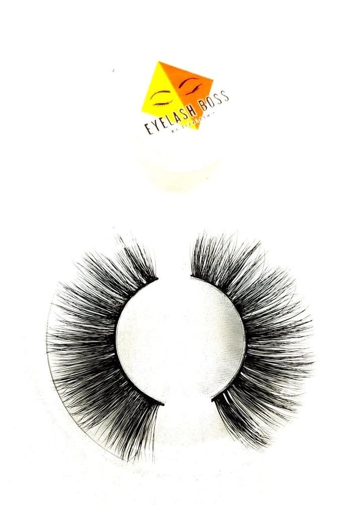 Kristi 3D Mink Lashes - ZivaLash Silk, Mink &Fashion Lashes