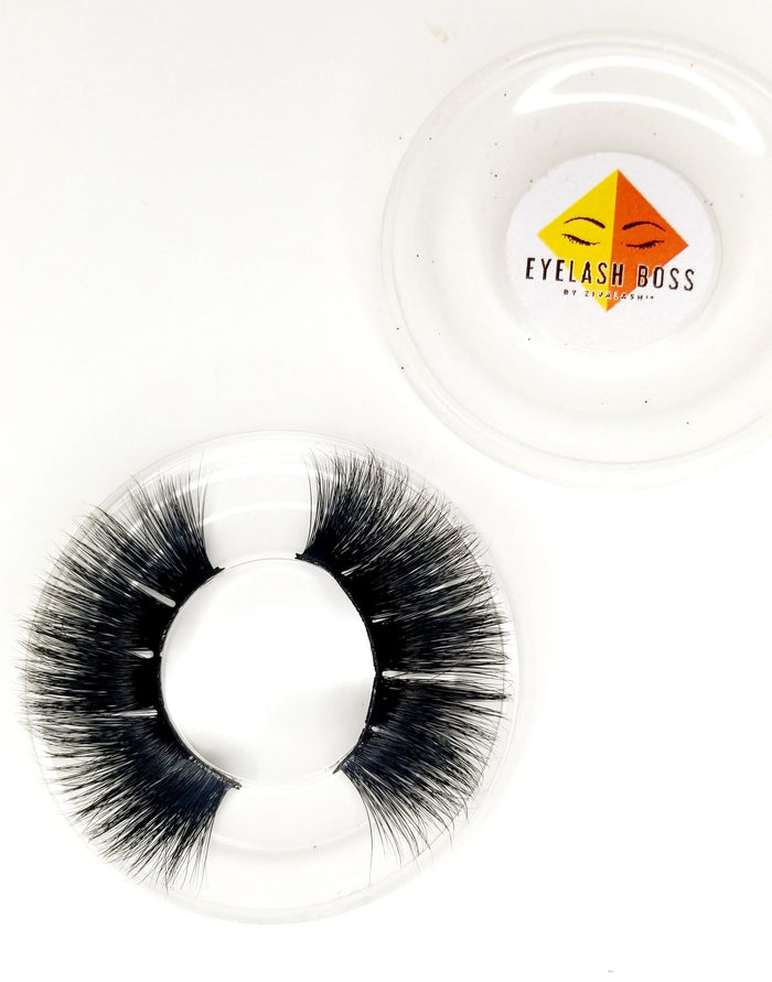 SHH! 3D Mink Lashes - ZivaLash Silk, Mink &Fashion Lashes
