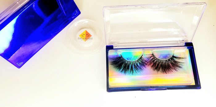 Colbat 25MM Eyelash Case